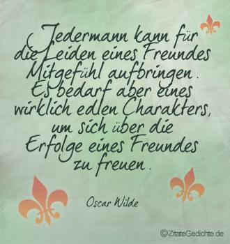 Zitat von Oscar Wilde